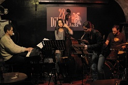 michel zanoboli quartet . 28DiVino 18/11/2010