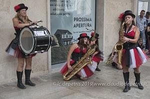 Girlesche Street Band L'Aquila 1/9/2019
