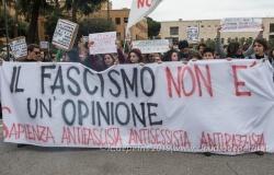 """Roma 13/5/2019: """"il fascismo non è un'opinione"""""""