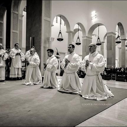 Ordinazione diaconale nel Duomo di Benevento