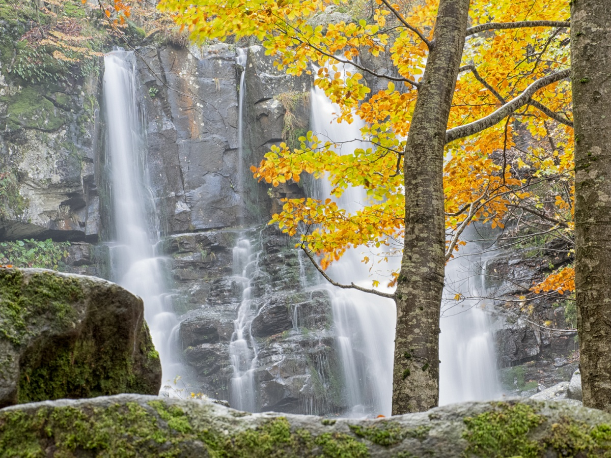 "Waterfalls in Autunm - ""Tower Circuit Serbia"" 2018 Serbia Fiap Foto Ammessa"