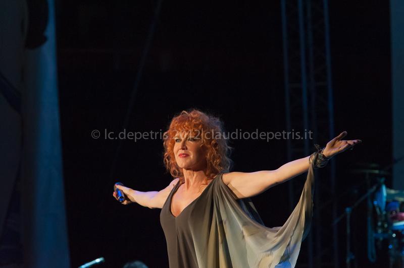 fiorella mannoia auditorium parco della musica-sala sinopoli 9/12/2012