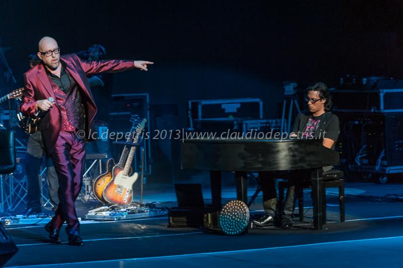 """Mario Biondi Auditorium Parco della Musica """"luglio suona bene"""" 6/7/2013"""