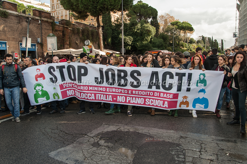 Stop jobs act 2/12/2014