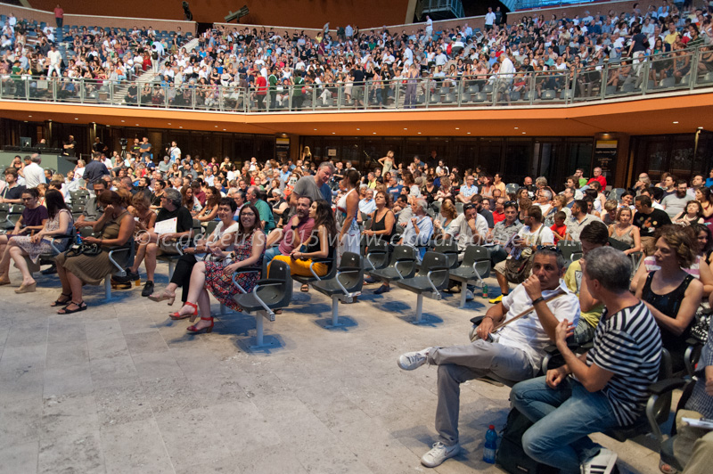 Stefano Bollani Auditorium Parco della Musica 19/7/2015