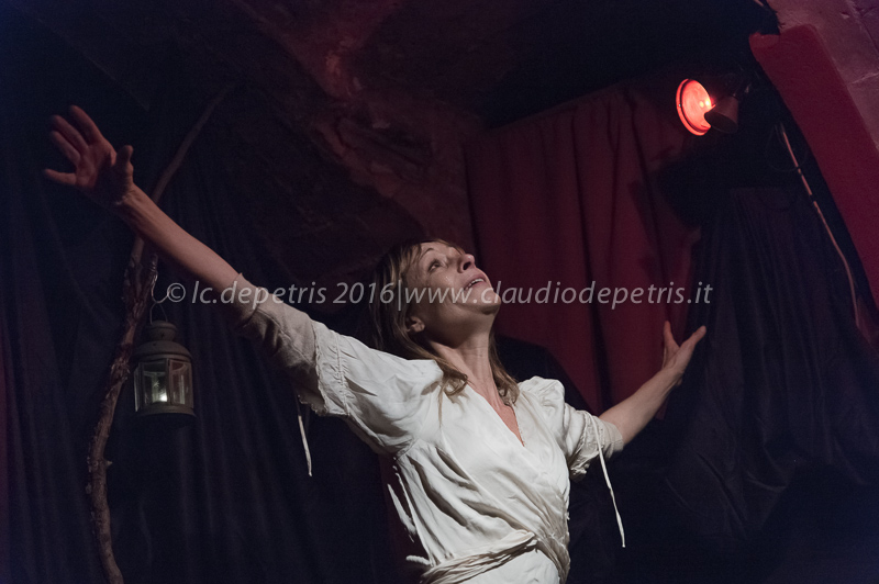 """Frammento"", Natachà Daunizeau e Marco Colonna 28DiVino 25/1/2016"