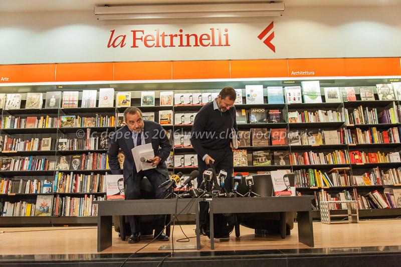 """Un marziano a Roma"" 31/3/2016"