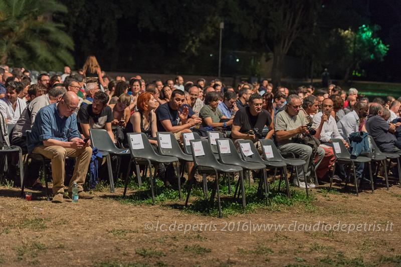 Antonio Sanchez and Migration, Casa del Jazz 20/7/2016