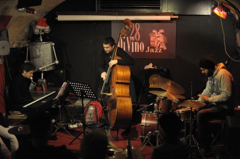 enrico zanisi-fabio d'isanto-francesco pierotti 28DiVino 12/1/2012