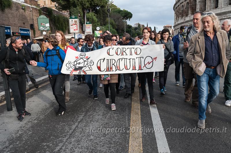 'Il Corto Circuito non si chiude', 20/10/2016