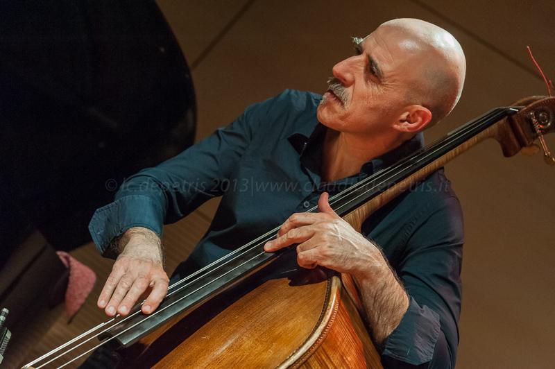 Enzo Pietropaoli quartet, Casa del Jazz 11/4/2013