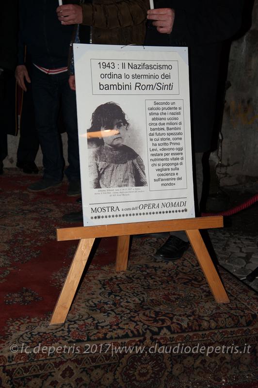 Roma: 'Fiaccolata per la Memoria 2017'