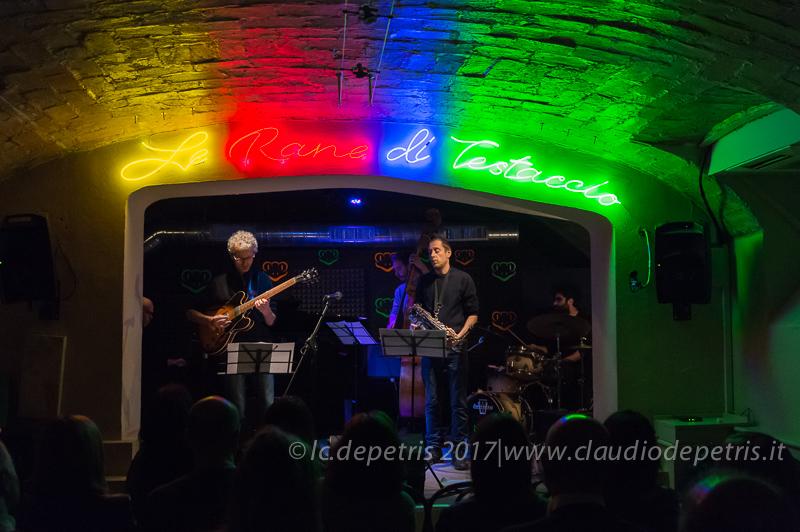 Enrico Bracco Quintet in concerto, 12/3/2017
