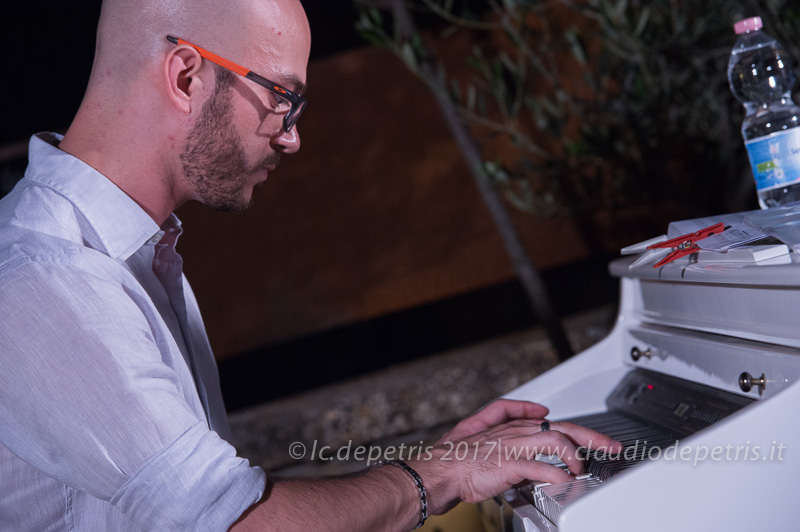 Fabio Giachino Trio in concerto a Roma, 27/6/2017