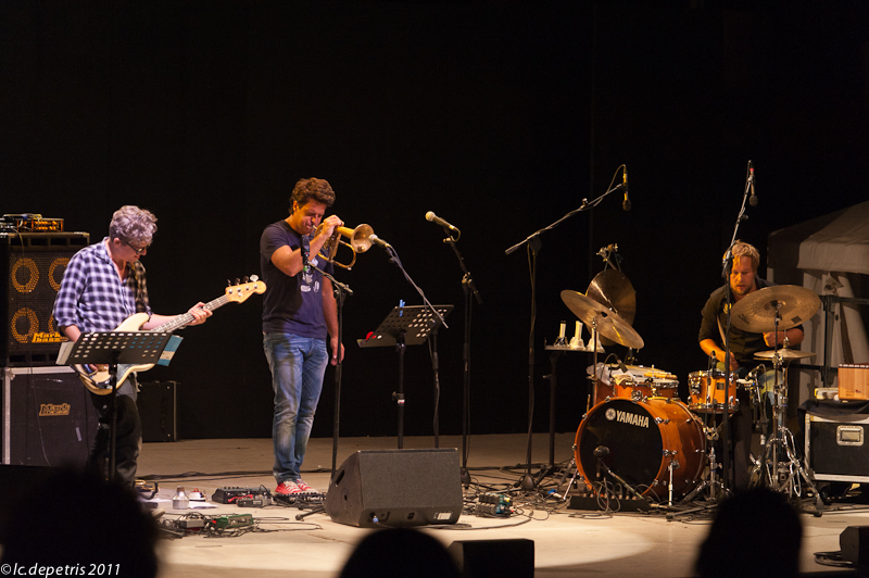luca aquino oslo trio  villa celimontana 24/8/2011