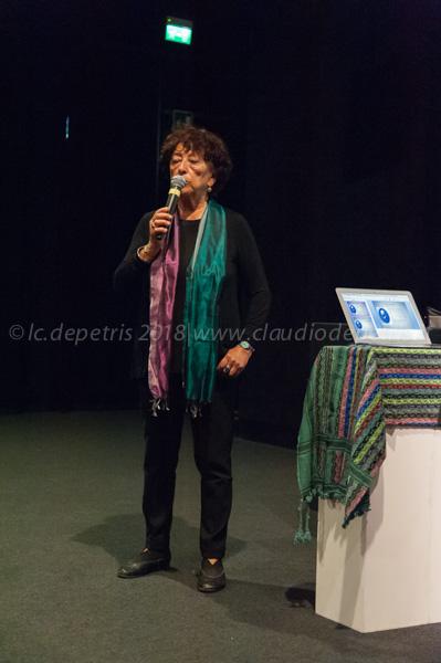 Alessandra Mecozzi Presidentessa Associazione Cultura è Libertà