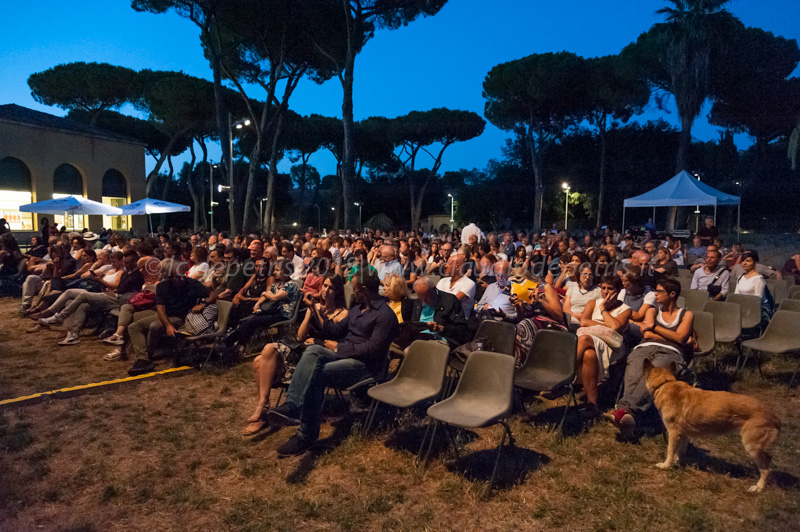 Casa del jazz 15/7/2018 Guidi-Bosso in concerto