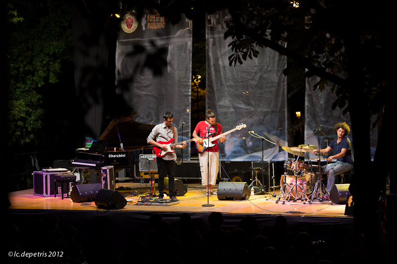 tree on sale - faramusic festival - fara sabina - 4/8/2012