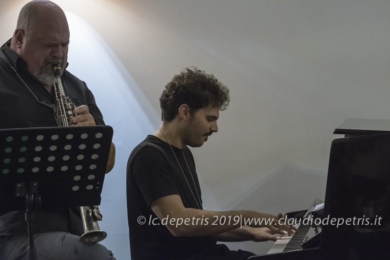 Michael Rosen (S), Seby Burgio