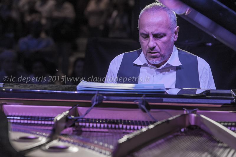 Concerto dal vivo del musicista Danilo Rea al Ponte della Musica 21/6/2015
