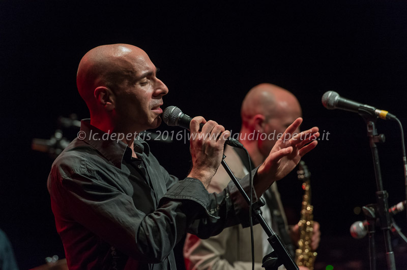 """Roberto Giglio ha presentato """"Misofonia"""" all'Auditorium Parco della Musica, 22/3/2016"""