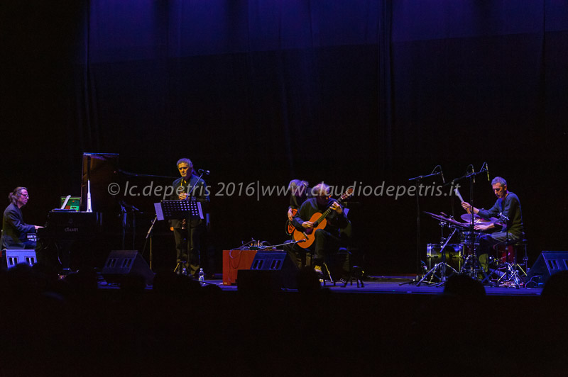 Aires Tango e Ralph Towner