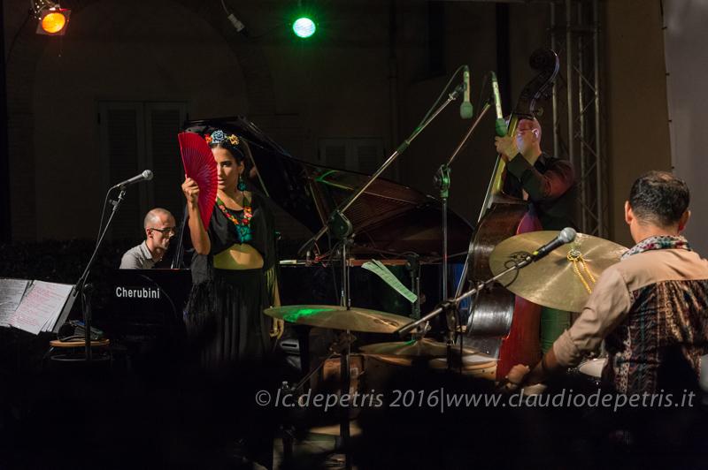 Israel Varela Trio, Omaggio a Frida Kalo, 29/8/2016