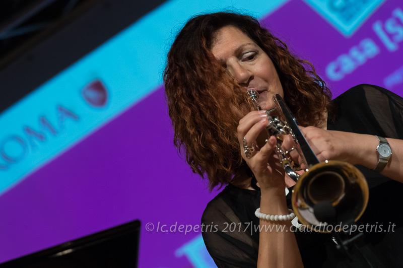 Rome: Lucia Ianniello 5th in Concerto, 30/8/2017