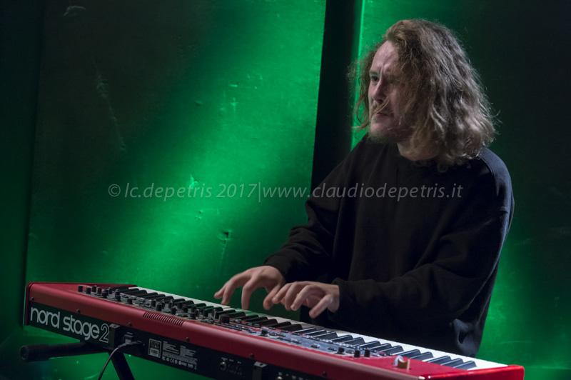 Ezra Collective in concerto all'Alcazar Live, 25/11/2017