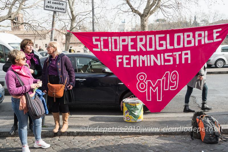 """Roma 8 marzo: """"Sciopero globale"""""""